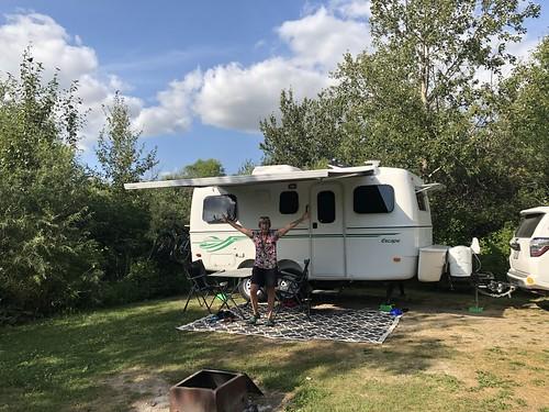 Minnedosa - Campsite