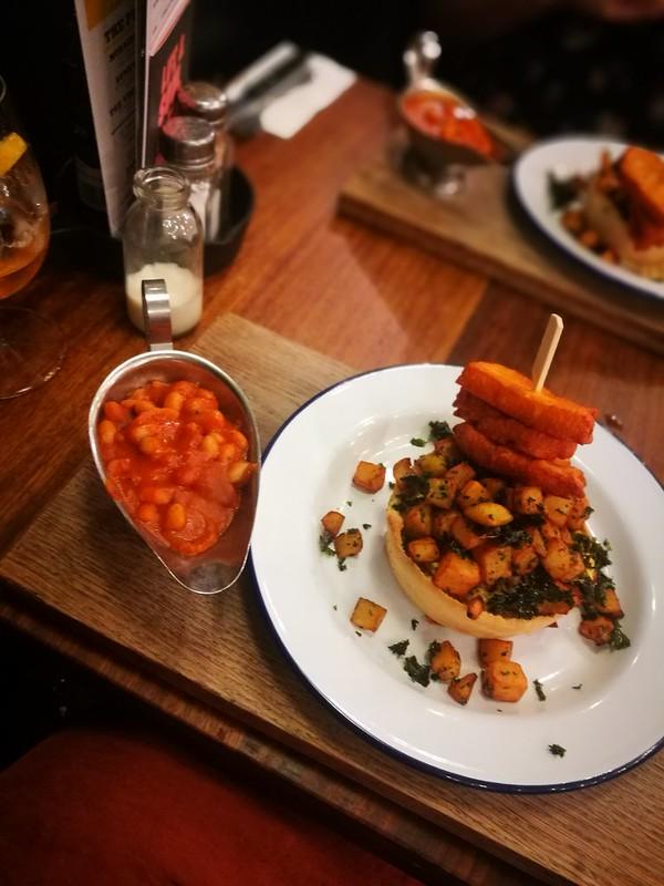 Pieminister Bottomless brunch review