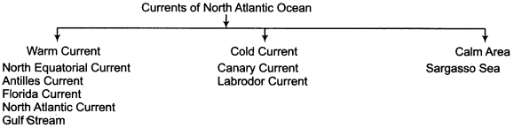 RBSE Solutions for Class 11 Physical Geography Chapter 18 Movements of Ocean Water 6