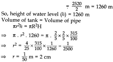 Important Questions for Class 10 Maths Chapter 13 Surface Areas and Volumes 61