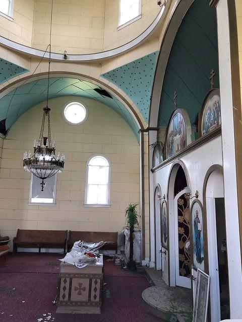 Insinger - Inside the church