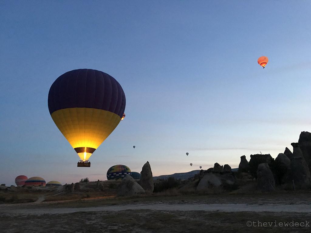 Good Morning Cappadocia