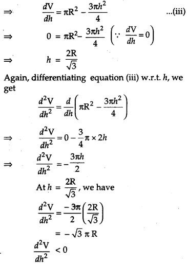 CBSE Previous Year Question Papers Class 12 Maths 2019 Outside Delhi 64