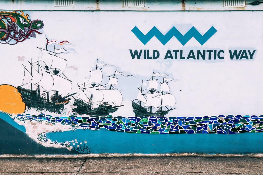 Wild Atlantic Way, Irlanda