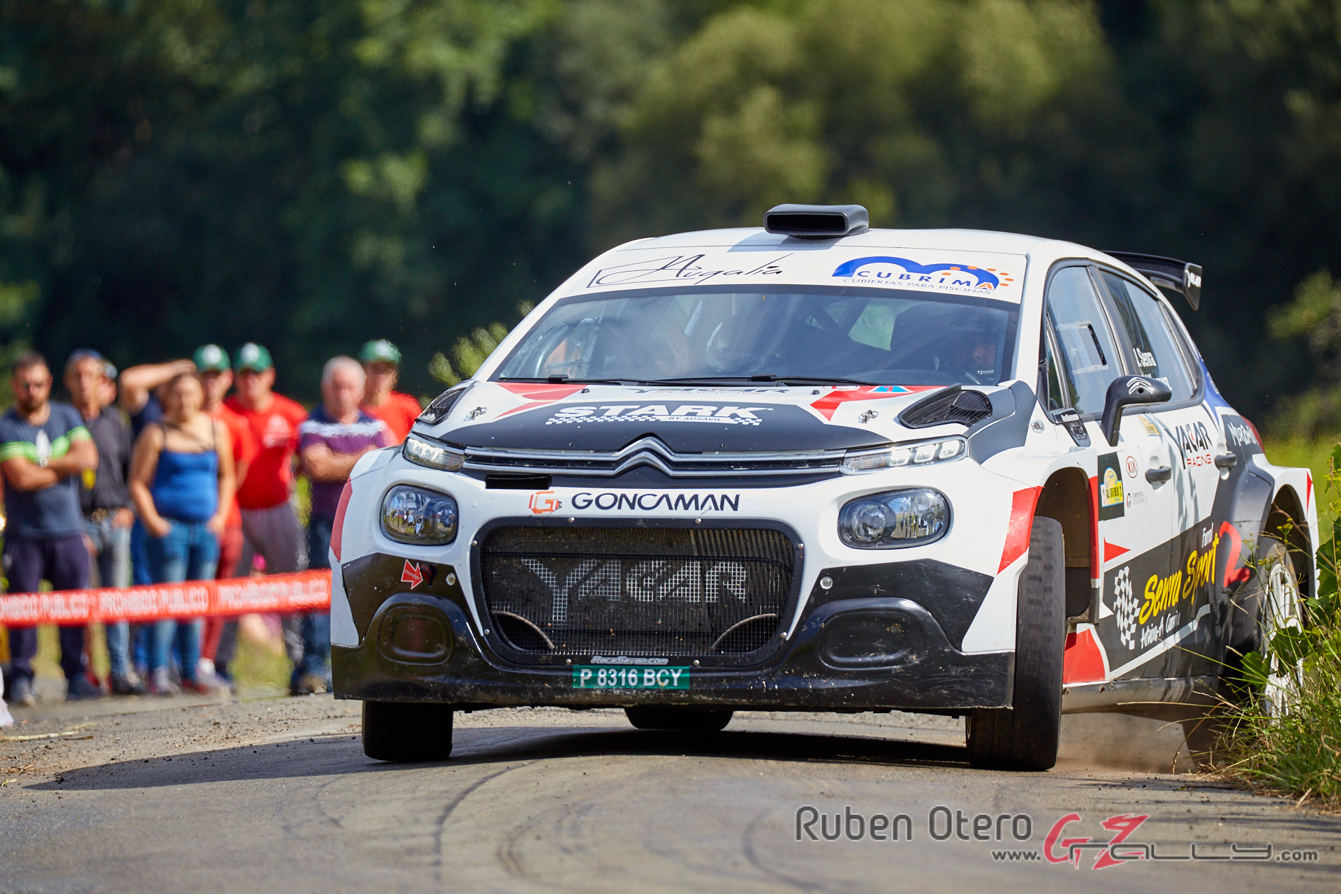 Rally do Botafumeiro 2019 - Ruben Otero