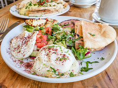 Cyprus Breakfast at Kanella Grill