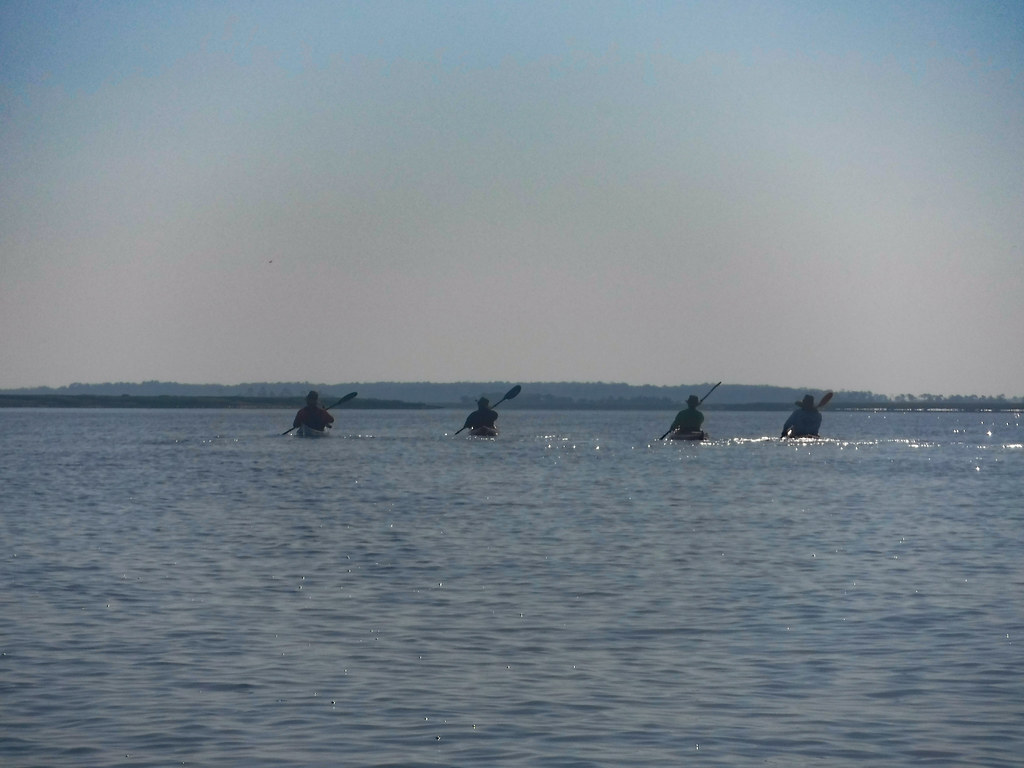 Station Creek Falls to Capers Island with LCU-89
