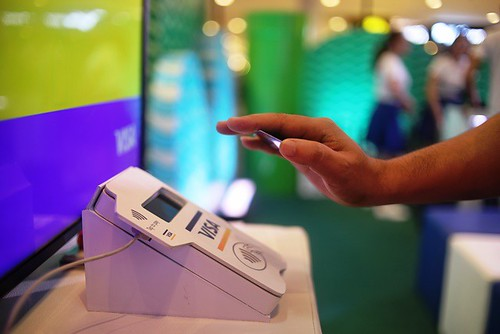 Visa and Robinsons Introduce Contactless Payments in the Philippines
