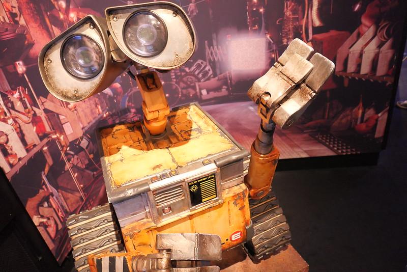 science behind pixar夏休みの課題にも。「PIXAR のひみつ展」