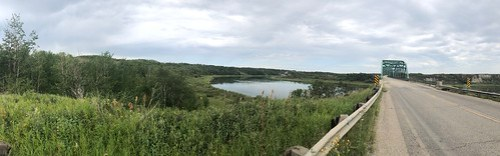 Rosthurn - South Sakatchewan River nearby