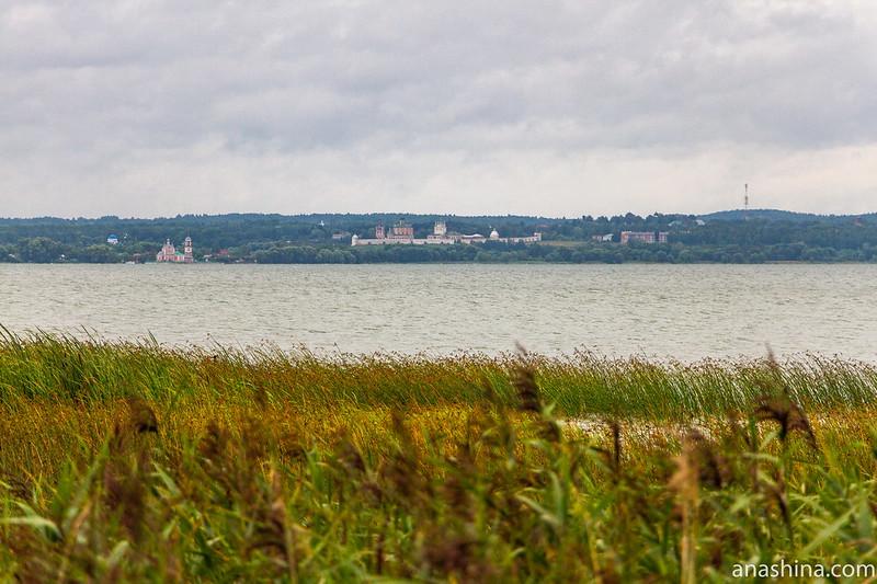 Панорама Плещеева озера
