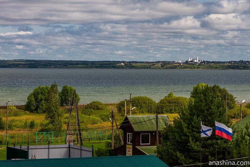 Плещеево озеро,Переславль-Залесский