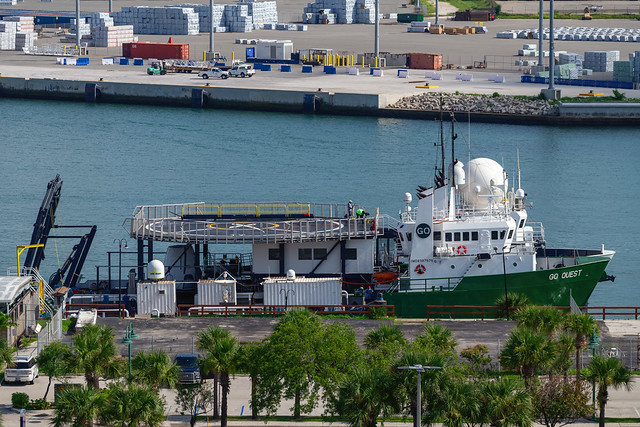 GO Searcher and GO Quest in Port Canaveral