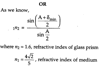 CBSE Previous Year Question Papers Class 12 Physics 2019 Delhi 109