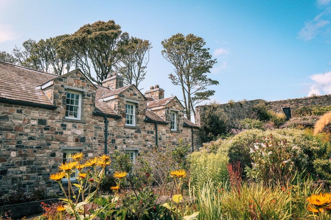Alpine Garden, Lissadell House