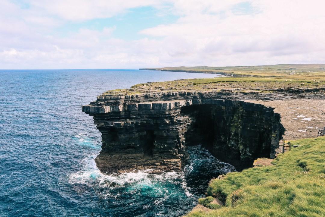 Downpatrick Head, Mayo