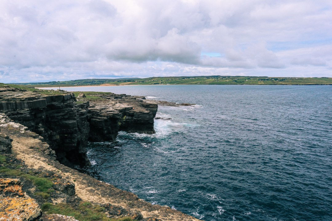Tour nella contea di Mayo in Irlanda