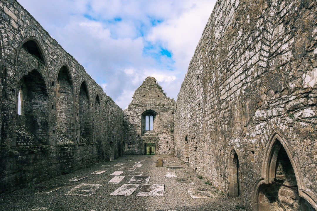 Rathfran Priory, Killala