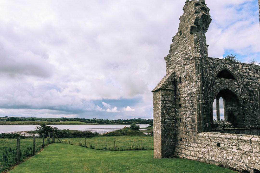 Rathfran Priory, Killala