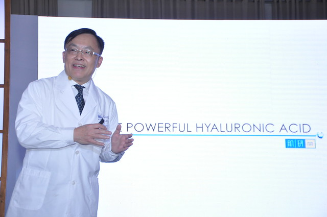 Mentholatum Asia Pacific R&D Director Dr. Naelong Wang