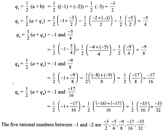 Tamilnadu Board Class 9 Maths Solutions Chapter 2 Real Numbers Ex 2.1 2a