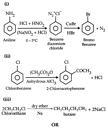CBSE Previous Year Question Papers Class 12 Chemistry 2015 Outside Delhi Set I Q15