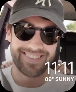 I've turned Jack Whitehall into a watch face