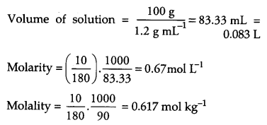 CBSE Previous Year Question Papers Class 12 Chemistry 2014 Outside Delhi Set I Q28.1