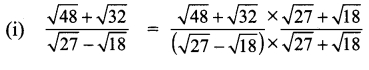 Tamilnadu Board Class 9 Maths Solutions Chapter 2 Real Numbers Ex 2.7 2a
