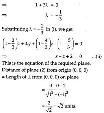 CBSE Previous Year Question Papers Class 12 Maths 2014 Outside Delhi 61