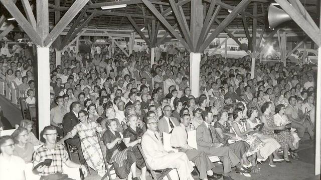 Wilmore Campmeeting circa 1960