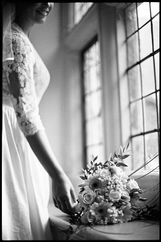 35mm Wedding Photography