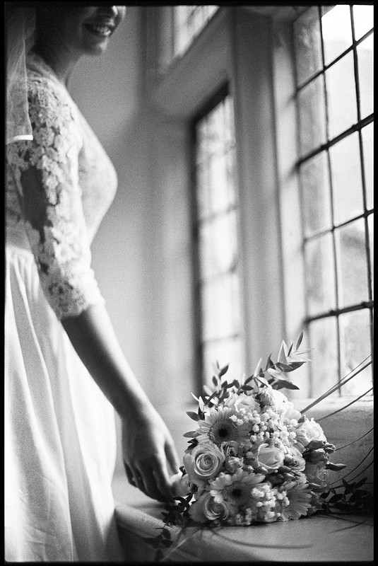 35mm Wedding Photography