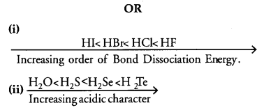 CBSE Previous Year Question Papers Class 12 Chemistry 2014 Delhi Set I Q15.1