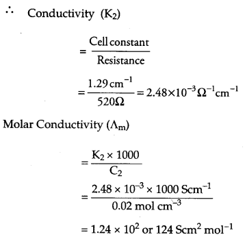 CBSE Previous Year Question Papers Class 12 Chemistry 2014 Delhi Set I Q28