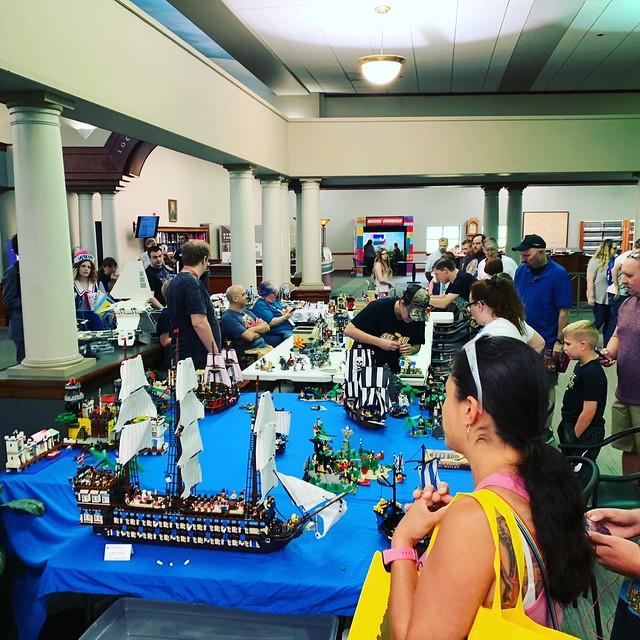 SGFLUG at LibraryCON 2019 Springfield, MO