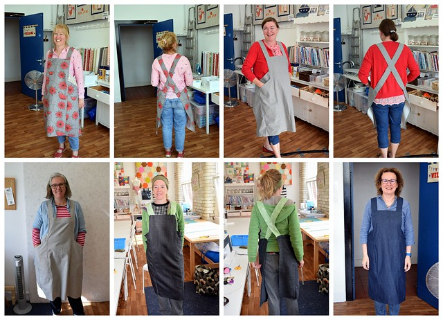 Aprons (3) Workshop