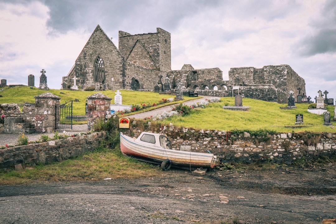 Burrishoole Abbey, Mayo