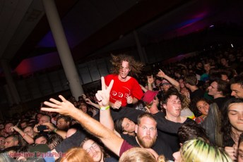 King Gizzard & the Lizard Wizard + Stonefield @ Harbour Convention Centre - August 17th 2019