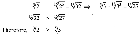 Tamilnadu Board Class 9 Maths Solutions Chapter 2 Real Numbers Additional Questions 9