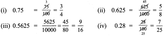 Tamilnadu Board Class 9 Maths Solutions Chapter 2 Real Numbers Additional Questions 1