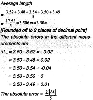 HSSlive Plus One Physics Notes Chapter 2 Units and Measurement 9