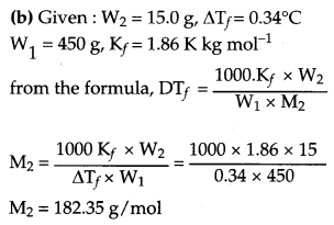 CBSE Previous Year Question Papers Class 12 Chemistry 2012 Outside Delhi Set I Q28.1