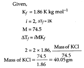 CBSE Previous Year Question Papers Class 12 Chemistry 2012 Delhi Set I Q20
