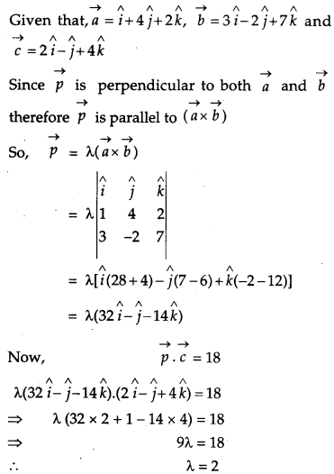 CBSE Previous Year Question Papers Class 12 Maths 2012 Outside Delhi 42