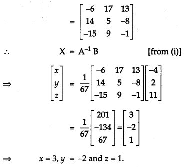 CBSE Previous Year Question Papers Class 12 Maths 2011 Outside Delhi 115