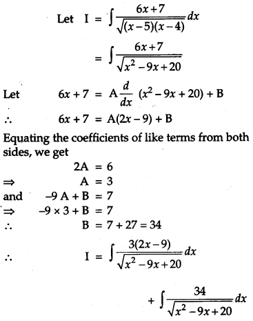 CBSE Previous Year Question Papers Class 12 Maths 2011 Outside Delhi 69