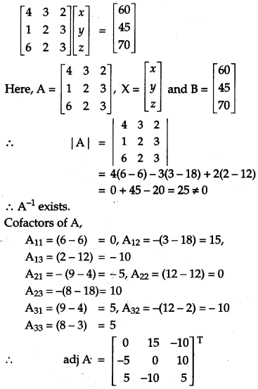 CBSE Previous Year Question Papers Class 12 Maths 2011 Outside Delhi 54