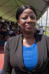 Supervisor of Colgrain Pool, Desiree Cummings.