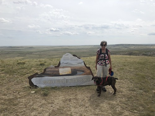Grasslands National Park West Block - 70 Mile Butte Linda and Hector
